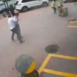 【ニュース】またしてもチャイナボカン。中国でマンホールが爆発。今度はロードペイント中に。