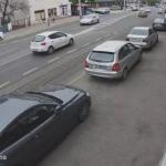 事故発生直前の街の様子