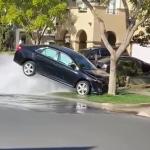 車の下を洗う方法
